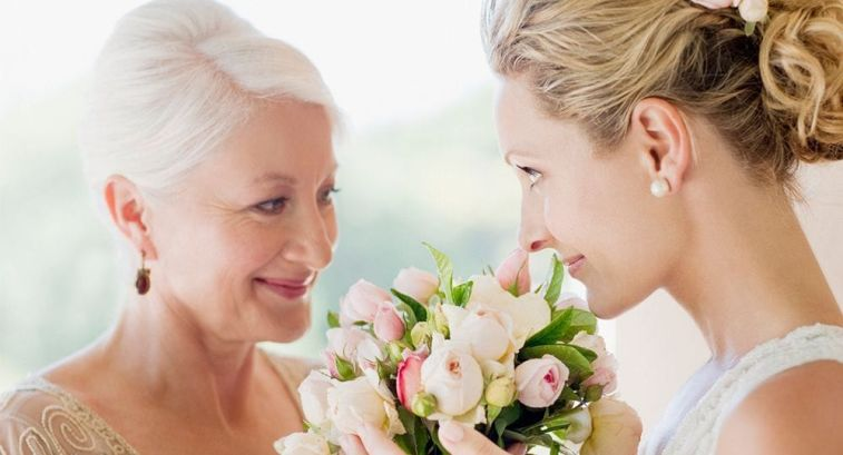 Какое платье надеть на свадьбу сына?
