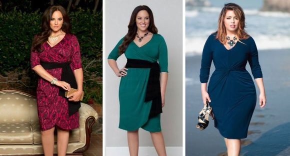 Женщины с большой грудью в комбинациях — 3