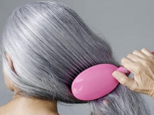 Лучшая краска для седых волос