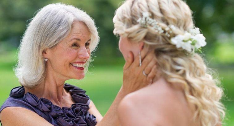 прически для мамы невесты на свадьбу