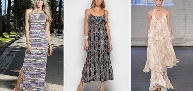 Мода на лето 2018 для женщин за 40 на море фото