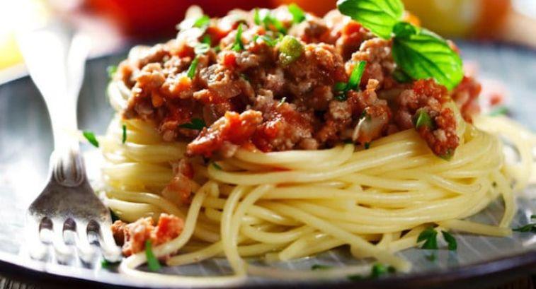 Как сделать подливу к макаронам фото рецепт