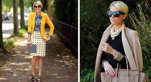 Стиль и мода для женщины после 40