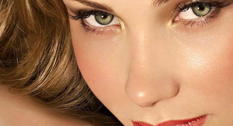 Какой цвет волос подойдет к зеленым глазам?