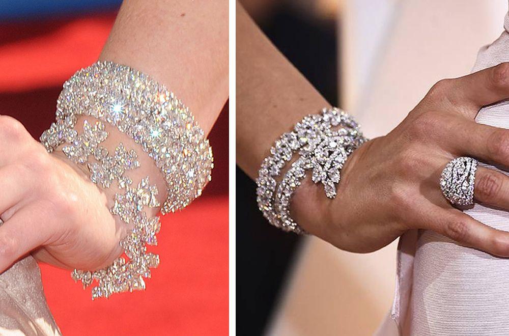 Бриллиантовые браслеты
