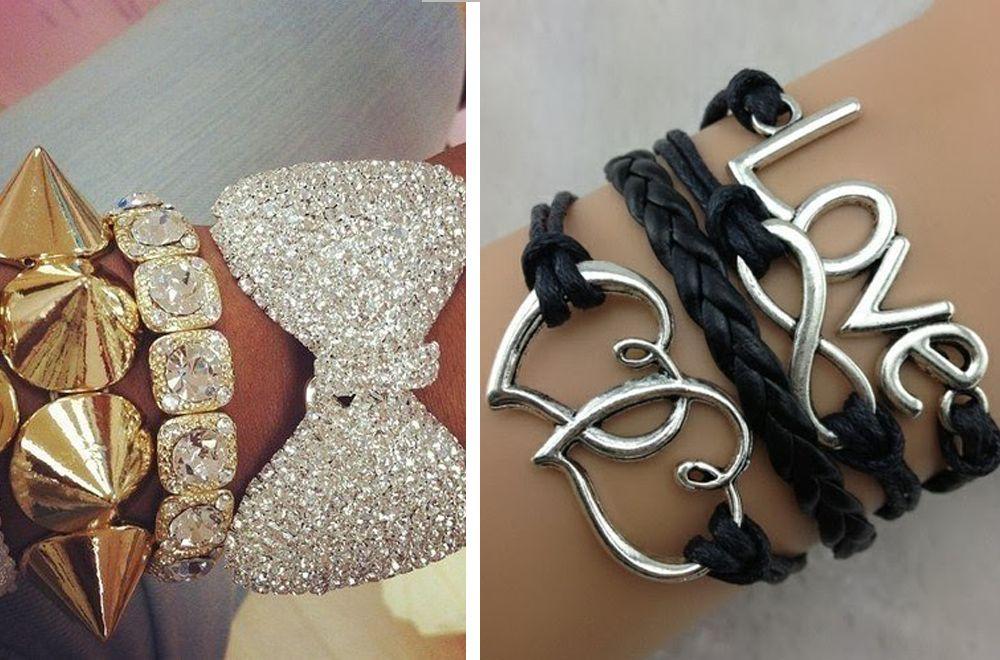 «Подростковые» браслеты