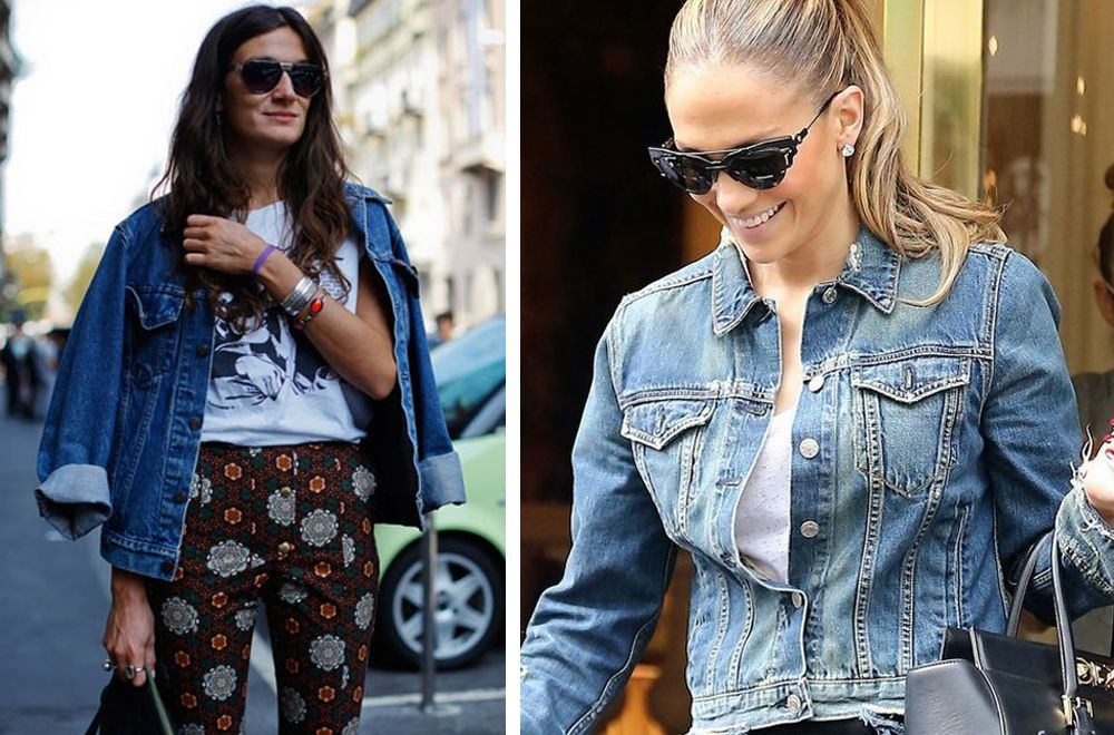 Как выбрать джинсовую куртку?