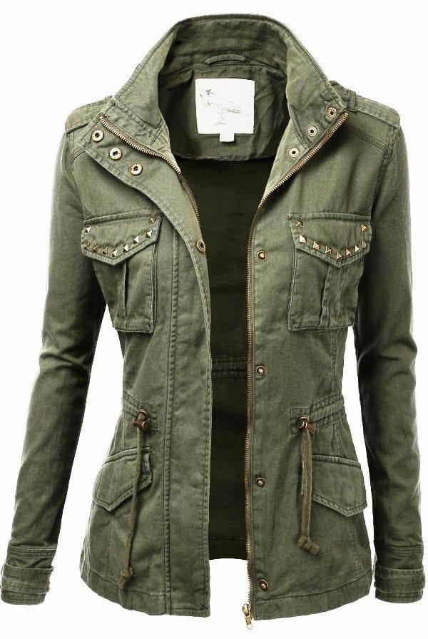 military-jaket