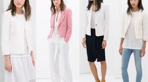 Короткие квадратные куртки