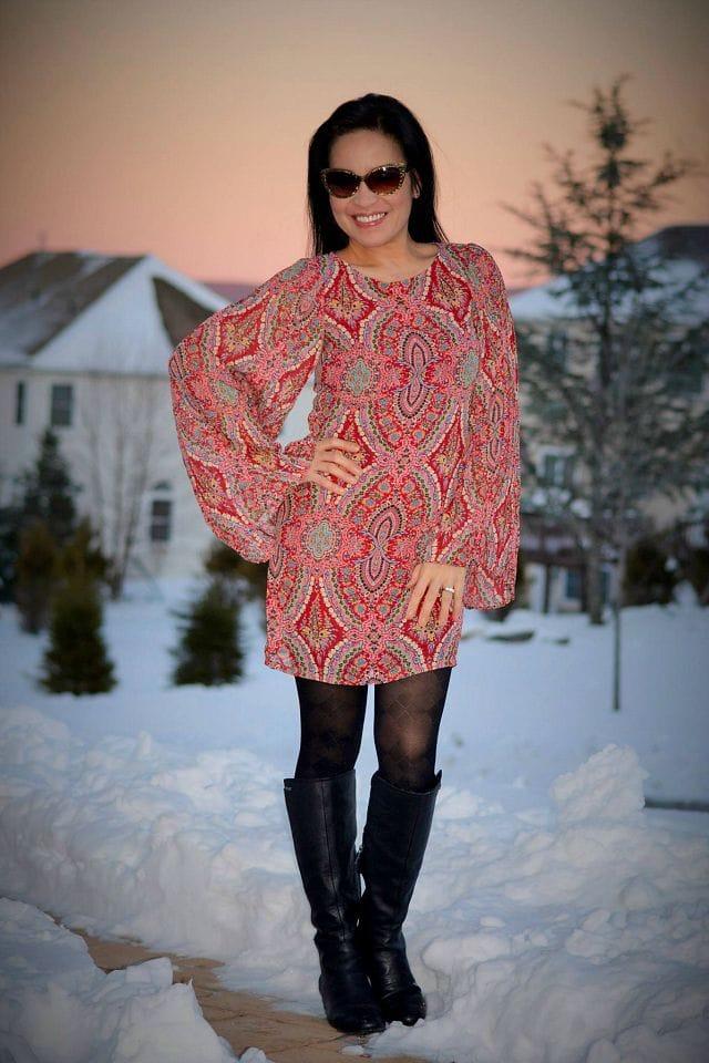carina-paisley-dress-knee-boots