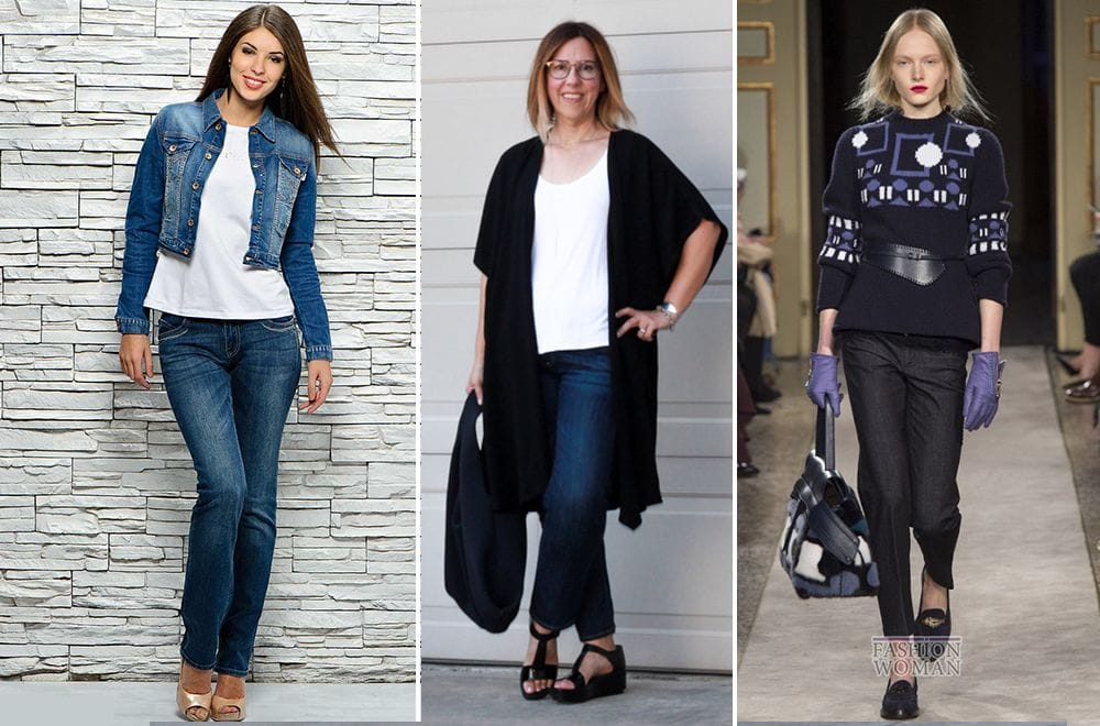 стильные луки для женщин после 40