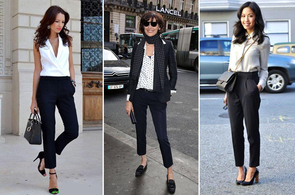 черные брюки с чем носить картинки бартини выдающийся конструктор