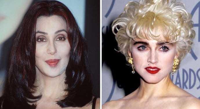 Шер и Мадонна
