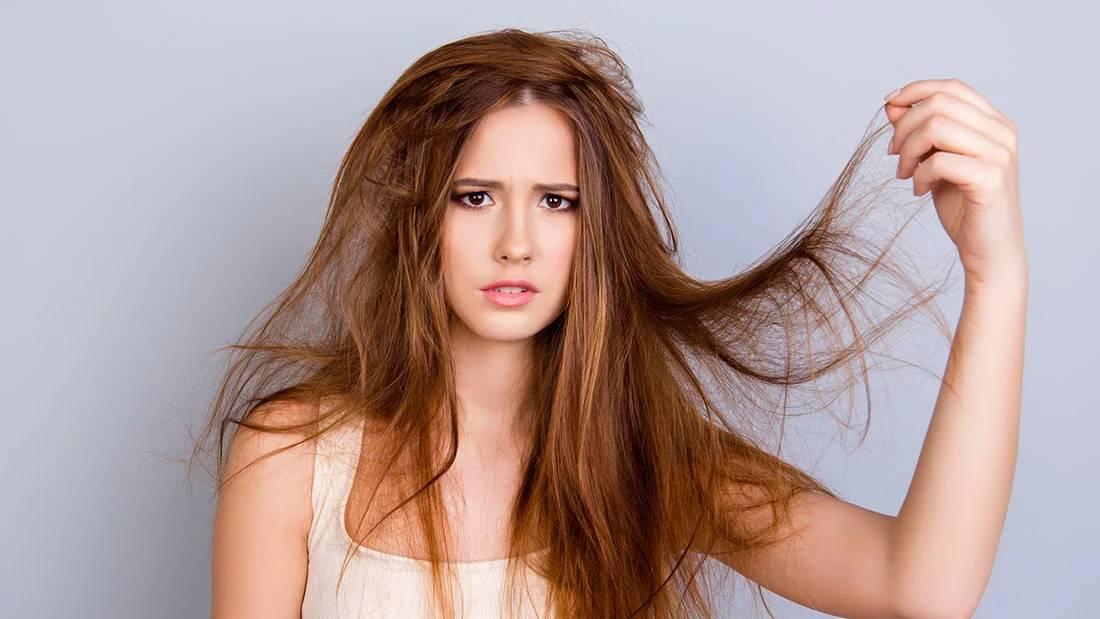 картинки тусклые волосы