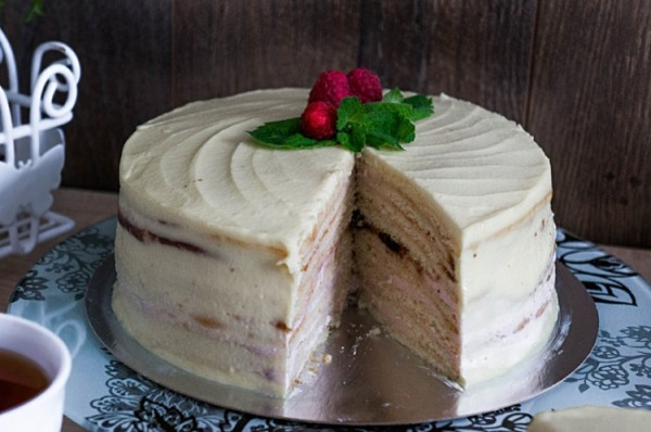 Фото tort molochnaya devochka