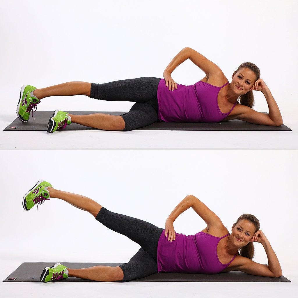 Упражнения спина чтоб похудела